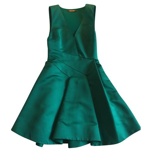 best service 30326 79e27 Roberto Cavalli Abito verde smeraldo 40 IT - Second hand ...