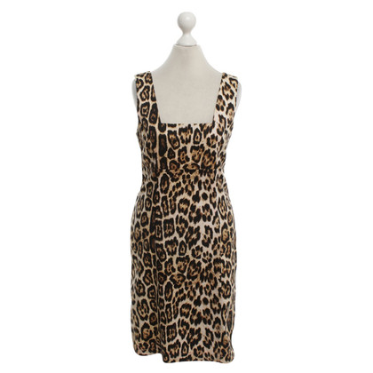Alice + Olivia Dress with leopard pattern