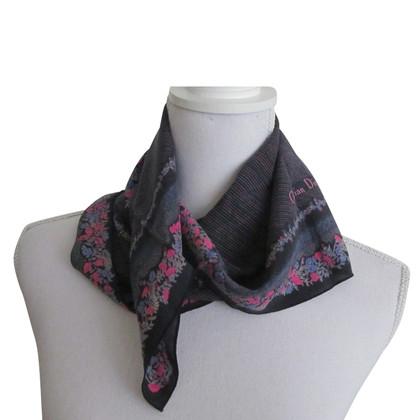Christian Dior foulard de soie