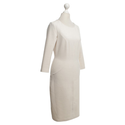 René Lezard Dress in beige
