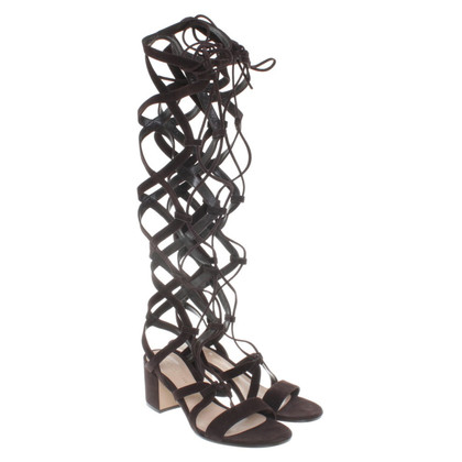 Gianvito Rossi Sandals with high leg