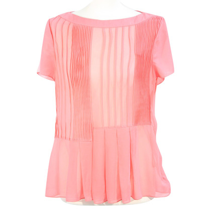 Ted Baker Transparent top in pink