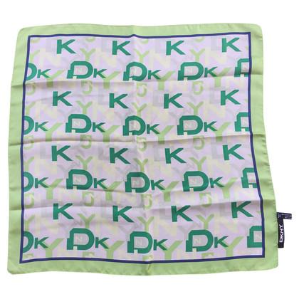 Donna Karan silk scarf