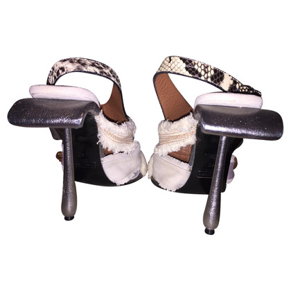 Marc Jacobs patchwork sandalen