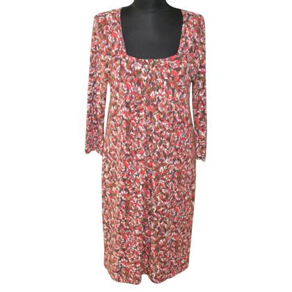 Max Mara Jersey jurk met patroon