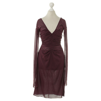 Gucci Kleid in Bordeaux