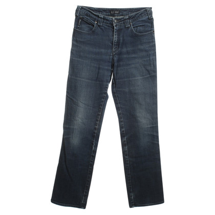 Armani Jeans Jeans in Blauw