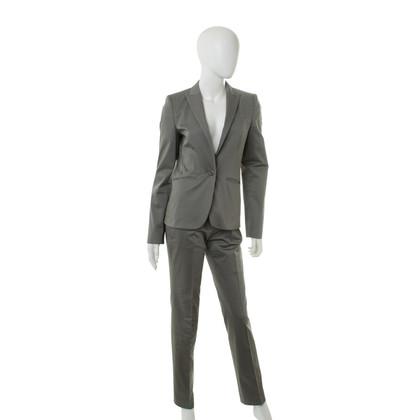 Hugo Boss Classic broek pak grijs