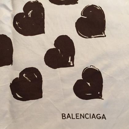 Balenciaga Carré with heart motif