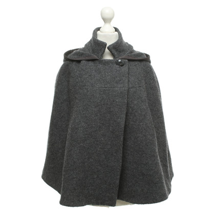 Stefanel Cape in grey