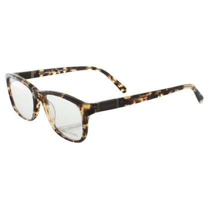 Michael Kors Eyeglass frame with shieldpatt pattern