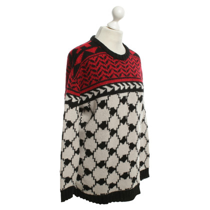 Lala Berlin Knit sweater with graphic pattern