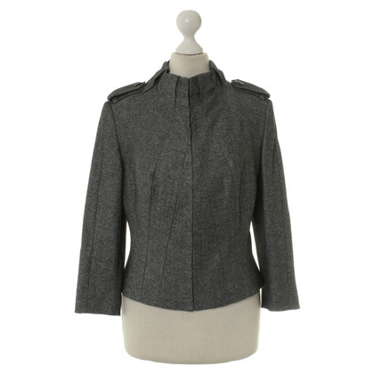 Karen Millen Blazer in Grey Heather