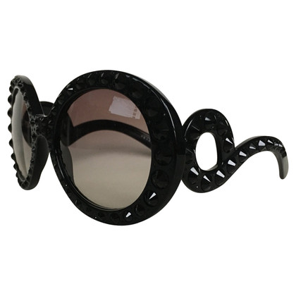 Prada Kristallen Baroque Sunglasses