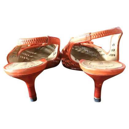 Baldinini slingback pumps