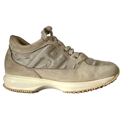 Hogan Beige Sneakers