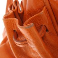 Miu Miu Handtas in Orange