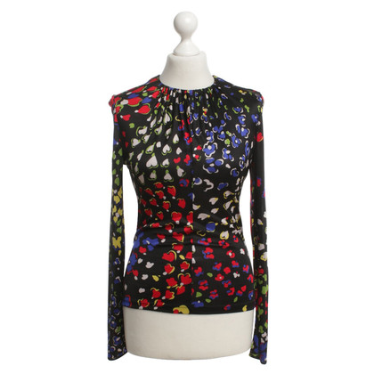 Gianni Versace Colorful Blouse