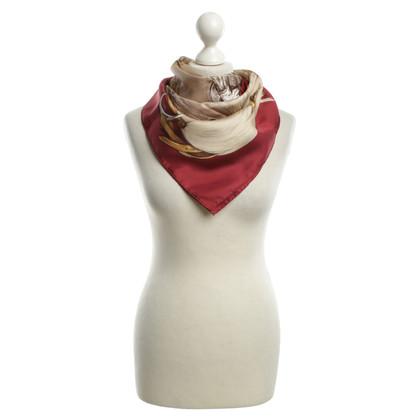 """Hermès silk carré scarf """"A Propos de Bottes"""""""
