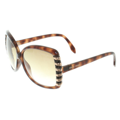 Roberto Cavalli Sunglasses with metal detail