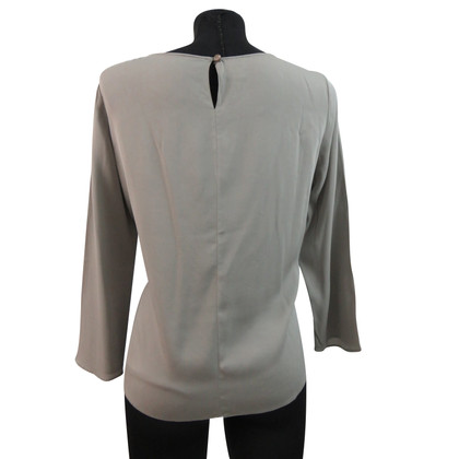 Armani Collezioni Long sleeve shirt made of silk