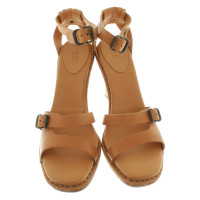 Chloé Leather sandals