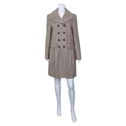 Burberry Mantel aus Wollmix