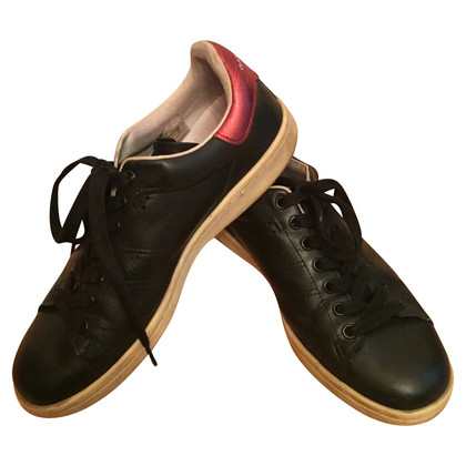 Isabel Marant Etoile Sneaker in zwart