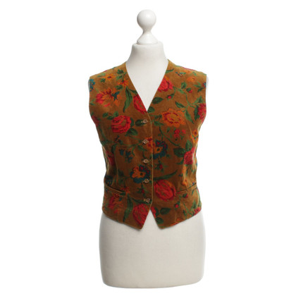 Kenzo Vest with floral pattern