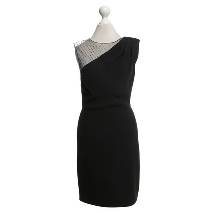 Saint Laurent Kleid in Schwarz