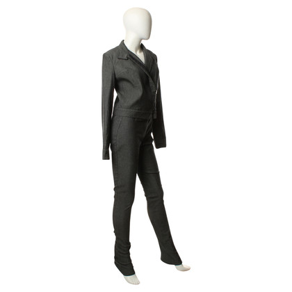 Karl Lagerfeld Heather grey suit