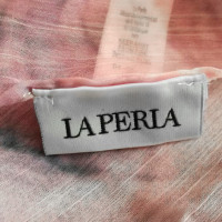 La Perla Pareo in Pink / Gray