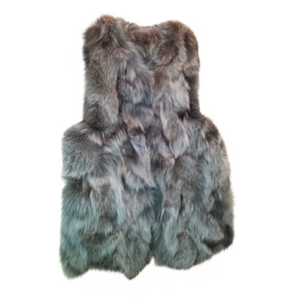 Other Designer Enes - fur vest