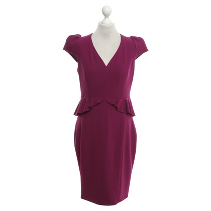 Karen Millen Cocktail dress with flounces