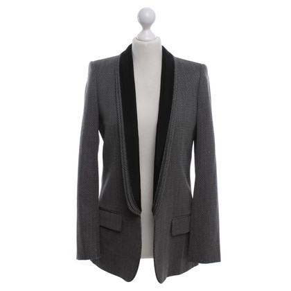 Stella McCartney Blazer in black / white