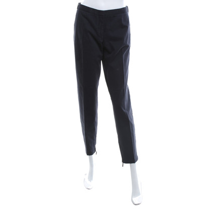 Fabiana Filippi trousers in dark blue