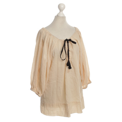 By Malene Birger Bluse in Beige