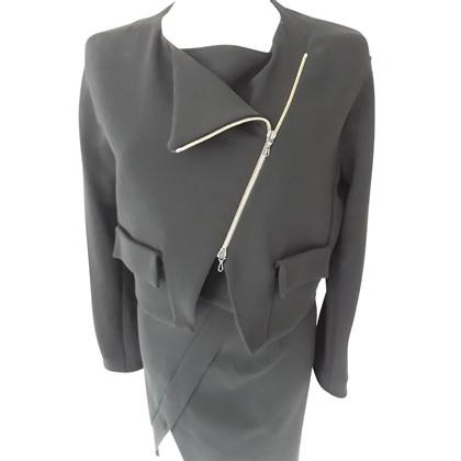 Roland Mouret corta giacca