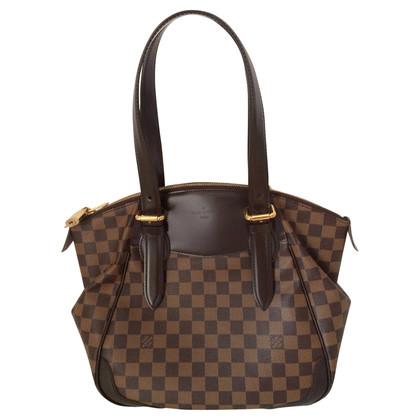 """Louis Vuitton Damier Ebène canvas bag """"Verona MM"""""""