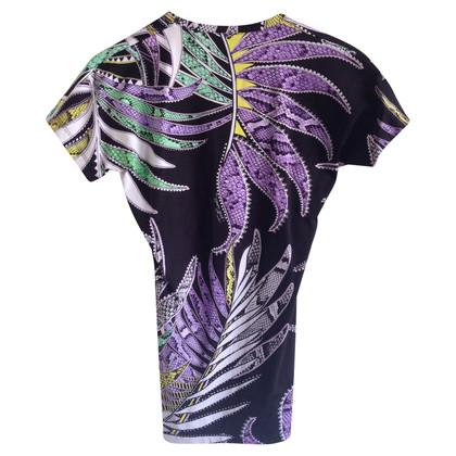 Just Cavalli Bedrucktes T-Shirt
