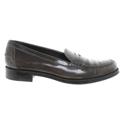 Tod's Loafer in Washed-Look