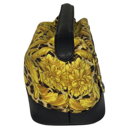 Versace Schoudertas met patroon