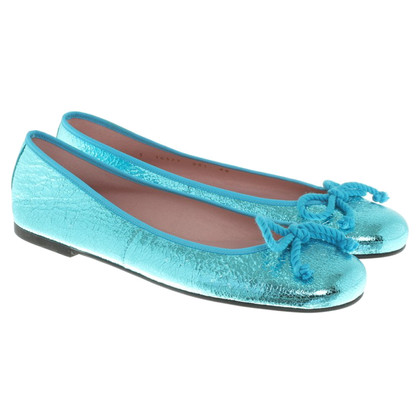 Pretty Ballerinas Ballerinas in Blau