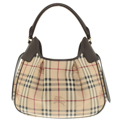 Burberry Borsa in marrone