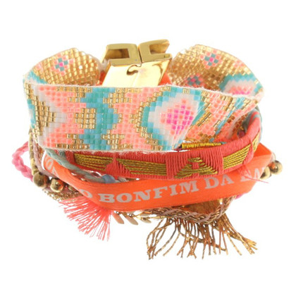 Hipanema Bracelet with magnetic closure