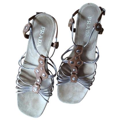 Prada High heel sandal