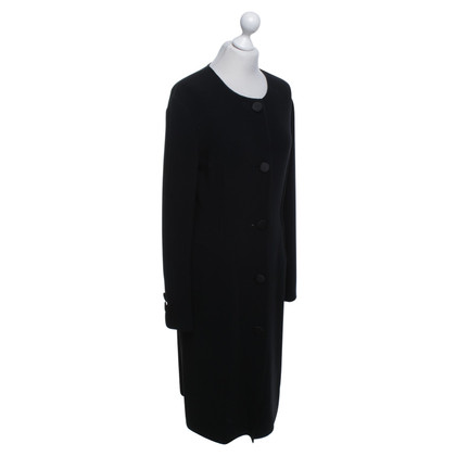 Lanvin Coat in zwart