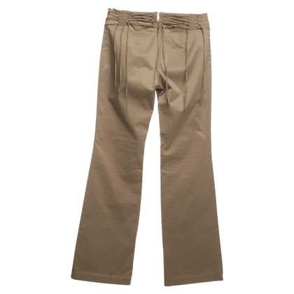 Plein Sud trousers in Beige
