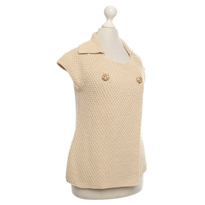 Agnona Cardigan in beige