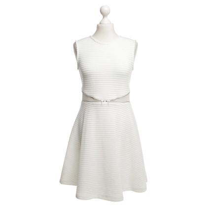 Sandro Dress in white